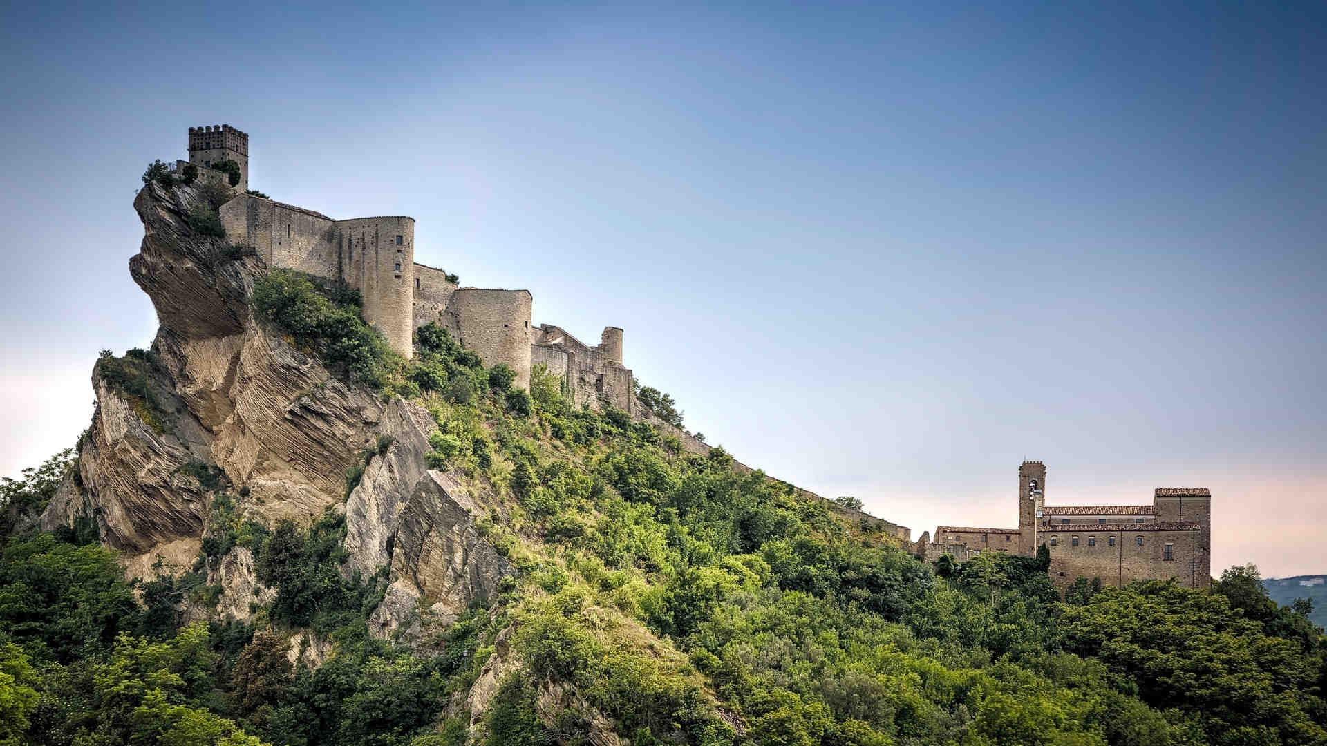 Roccascalegna Abruzzo Adventures