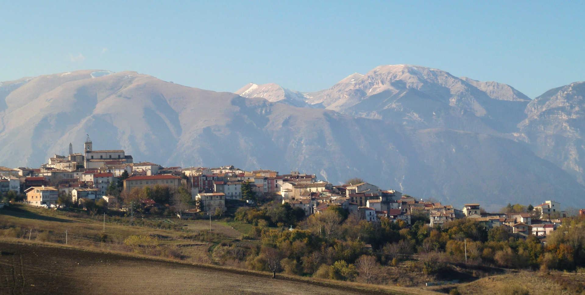 Torricella Peligna Abruzzo Adventures